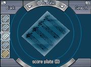 Score-plate-D