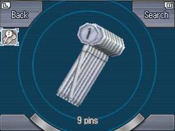 9 Pins