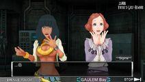 Alice and Luna shocked