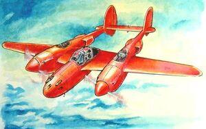 P38 1943-1