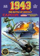 1943 NES Cover