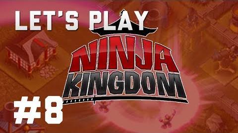 Ninja Kingdom - Big shot BUG