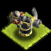 Dragon cannon lvl 9
