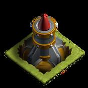 Rocket launcher lvl 6