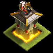 Sensei tower lvl 3 powerful