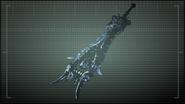 Stonerender Sword Lvl 2