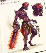 NG2 Art Enemy Chainsaw Zombie 3a