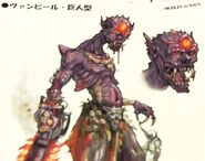 NG2 Art Enemy Chainsaw Zombie 3b