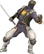 Enemy Ninja Purple 016