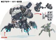 NG2 Art Enemy Executor 2 Design