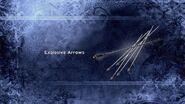 ICONS PROJECTILE-ArrowExplosive Sigma 0020