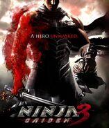 Ninja gaiden 3 poster