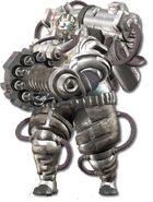 Enemy Boss Alternator 121
