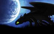 Request night fury toothless wallpaper by bluedragonhans-d4itq5e