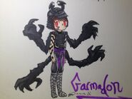 My version of garmadon by prpldragon-d5k1x2d