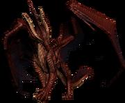 Red dragon test pose 1 by jeredulevenin-d4725mi