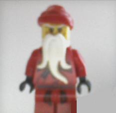 Sensei Santa