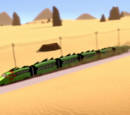Serpentine Train