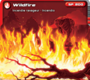 Card 42 - Wildfire