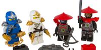 850632 Samurai Accessory Set
