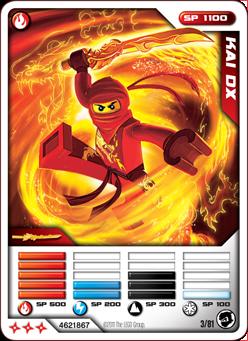 Kai DX Card