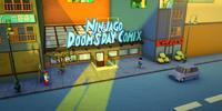 Ninjago Doomsday Comix