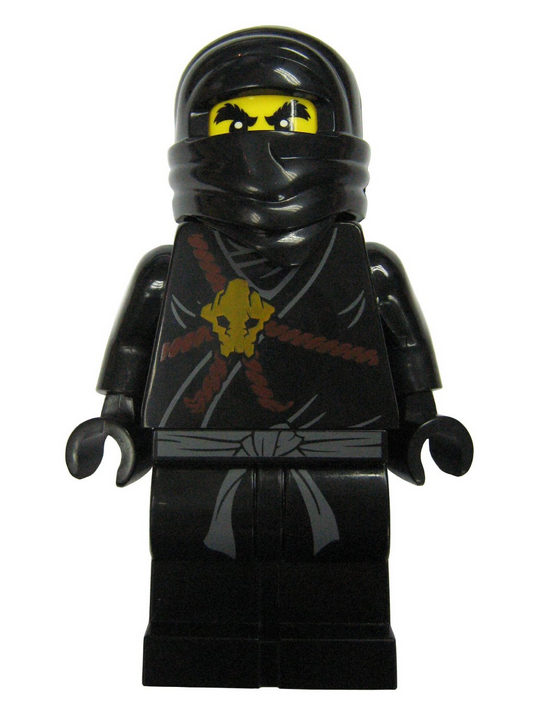 lego ninjago cole retractable pen