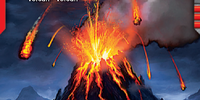 Card 41 - Volcano