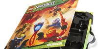 853409 LEGO Ninjago Spinner Storage Box