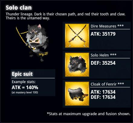 Solo Clan