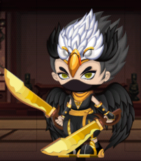 Raptor Grandmaster