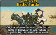 Battle Turtle (updated)