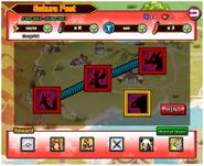 Battle selection