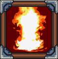 Fire Fist Explosion