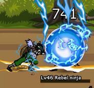 Great Lightning Ball 1