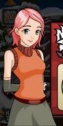 Aoi (Ninja Scratch Card)