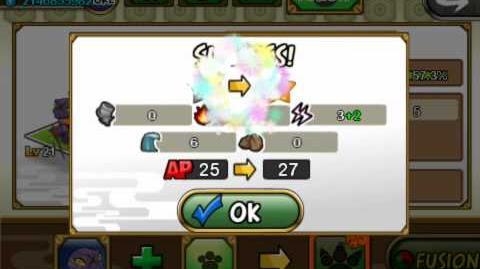 Ninja Saga iOS Pet Fusion