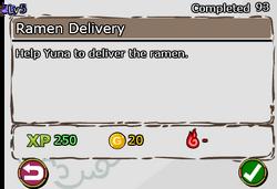 Ramen Delivery