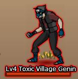 Toxic Village Genin