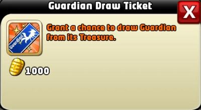 GUARDIAN LUCKY DRAW