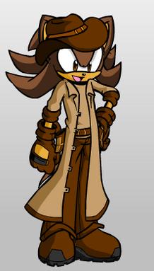 Casey the Hedgehog