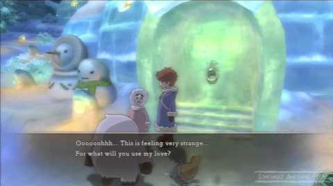 Ni No Kuni Cold as Ice Errand 28