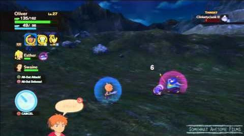 Ni No Kuni A Ghostly Machine Bounty Hunt 96