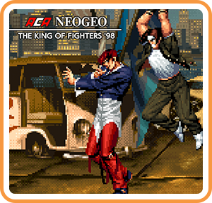 File:The King of Fighters '98 Icon.png