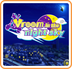 Vroom in the night sky Icon