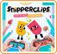 Snipperclips Icon