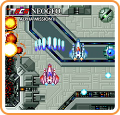 Alpha Mission II Icon