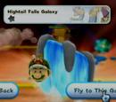 Hightail Falls Galaxy