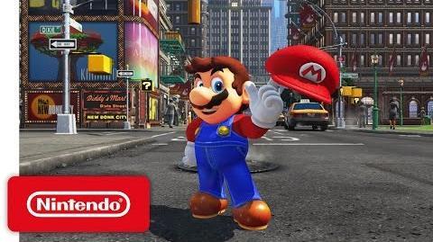 Super Mario Odyssey/videos