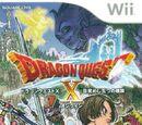 Dragon Quest X: The Five Awakening Races Online